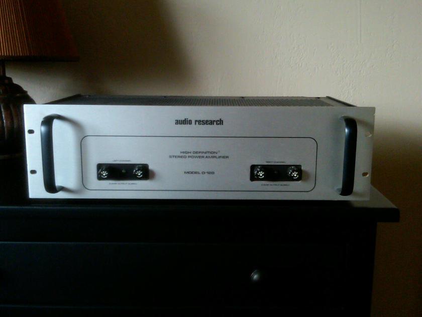 Audio Research D-120