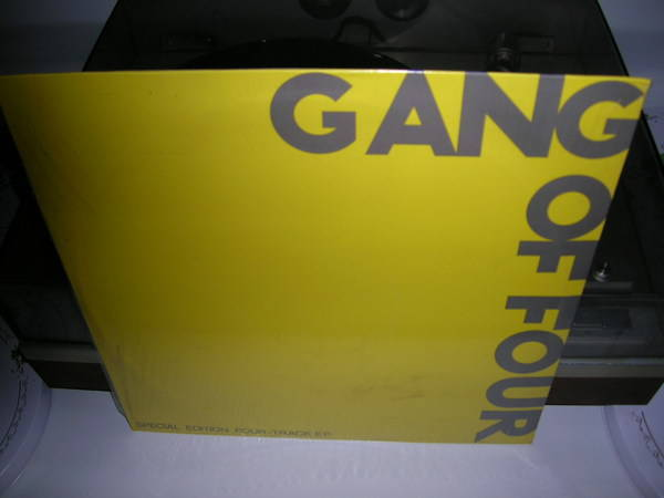 Gang Of Four - - Sealed - Special edition four-track ep