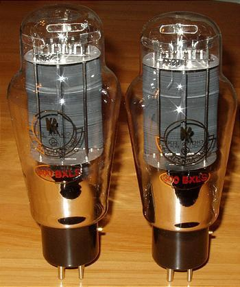 Kr audio 300bxls Tubes,Factory Match pair, brand new in box !