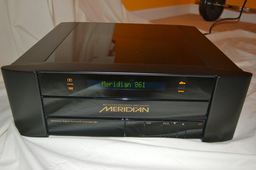 Meridian 861 Ver 4.25 processor MINT
