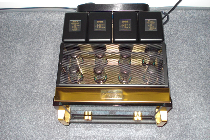 MCINTOSH MC2000 130W Tube Power Amplifier