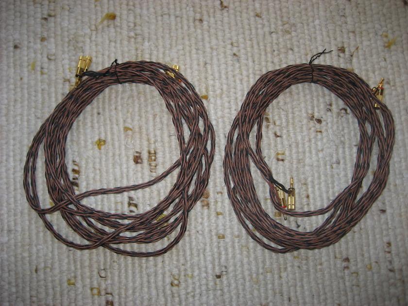 Kimber Kable 4 PR 21 Ft. pair Speaker Cables