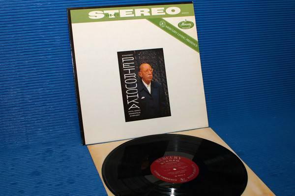 "STRAVINSKY/Dorati - - ""Petrouchka""  - Mercury Living Presence 1st pressing stereo"