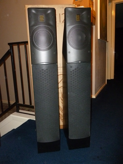 Martin Logan Motion 12 Floor Standing Towers