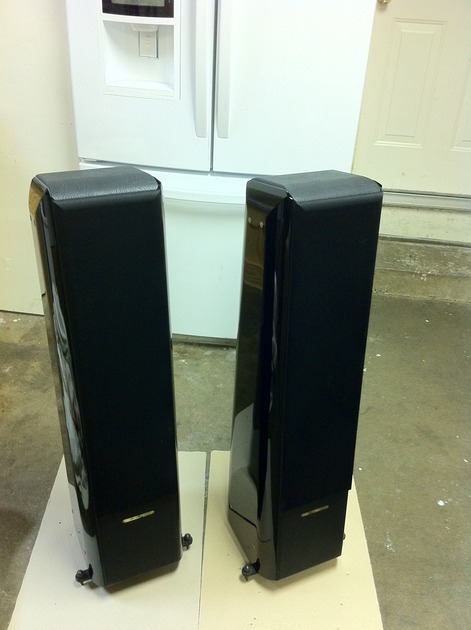 Sonus Faber Grand Piano Concerto Local S.F. Bay Area sale