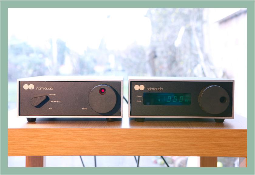 NAIM NAT 01 NAPST Tuner + PSU