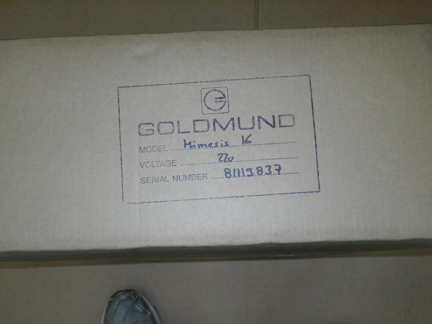 Goldmund Mimesis 16 Universal Pre-amp