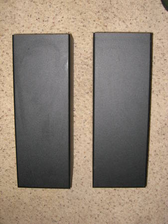 Ascend Acoustics CMT-340 SE speakers, pair with stands