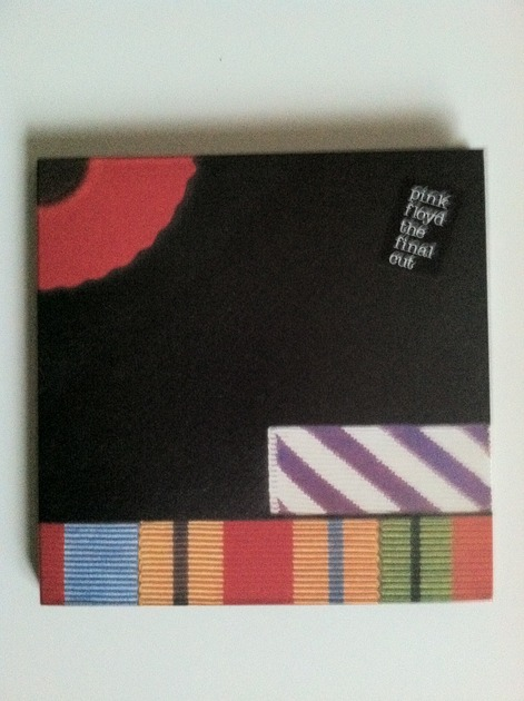 pink floyd - the final cut japan lp cd
