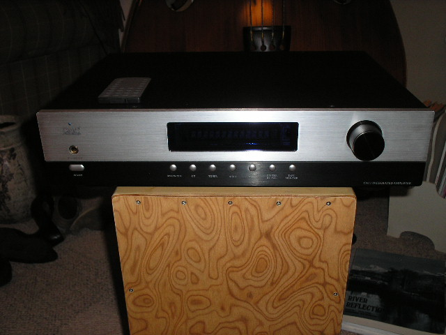 Cary Audio Design CAI-1 Integrated Solid State Amplifier
