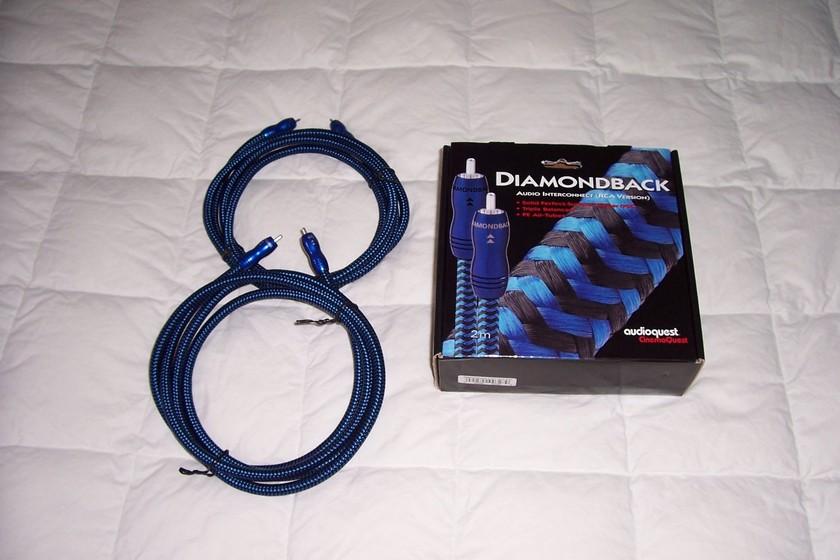 Audioquest Diamondback 2 Meter