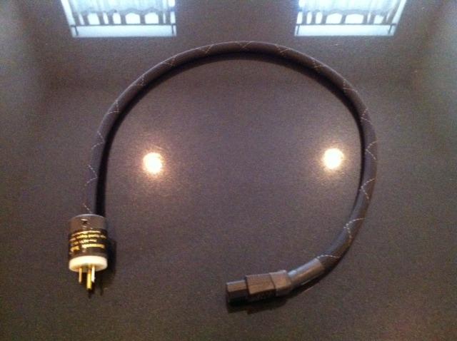 Harmonic Technology PRO AC 11 Power Cord $175