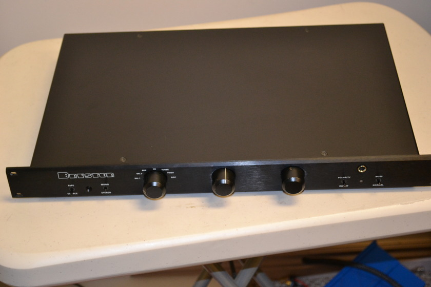 Bryston BP-25 2ch Preamp