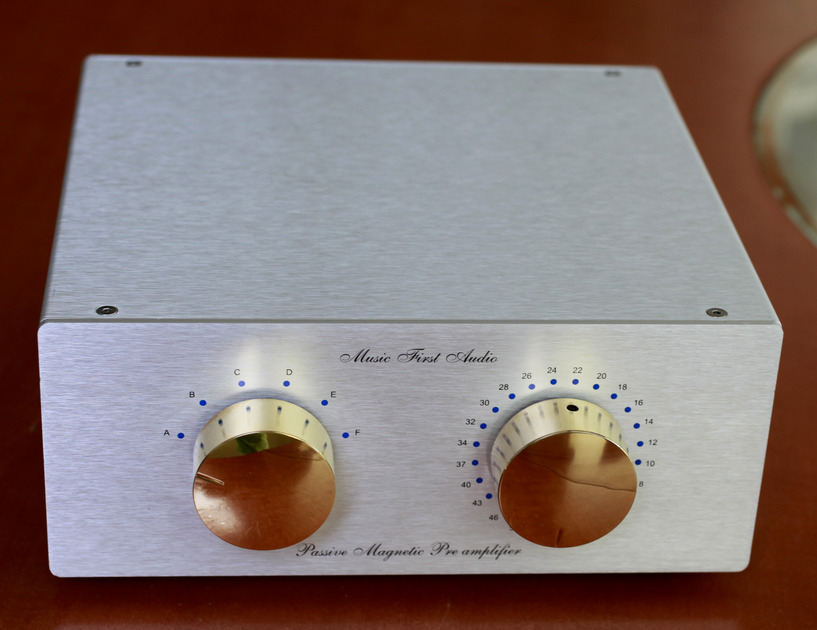 Music First Classic Passive Preamplifier