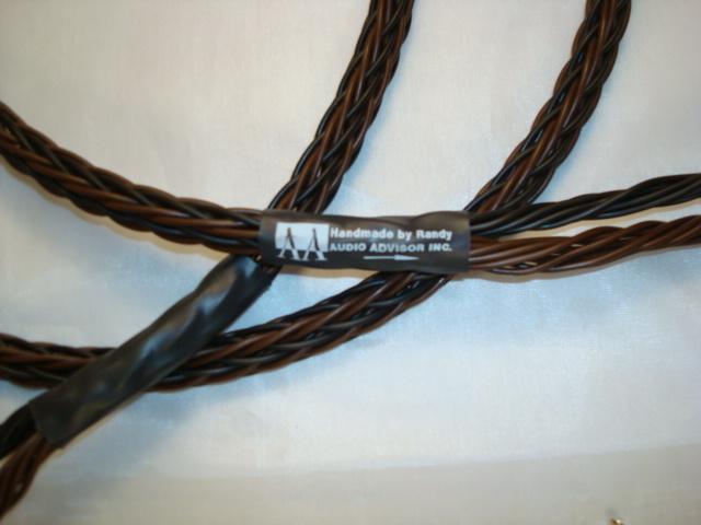 Kimber Kable  8PR 6 foot 6 inch pair