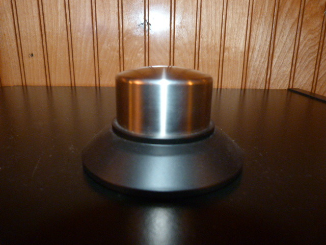 VPI Stainless/Delrin record weight