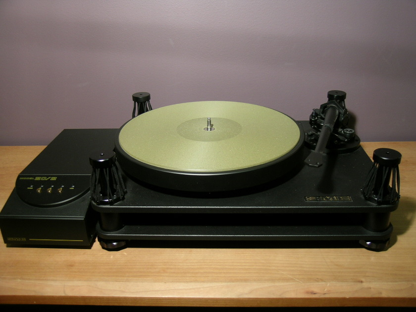 SME  20/2 turntable   with IV.Vi tonearm