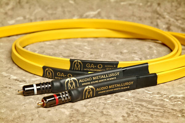 Audio metallurgy 1m GA-0 ic's The Next best thing to nothing at all!