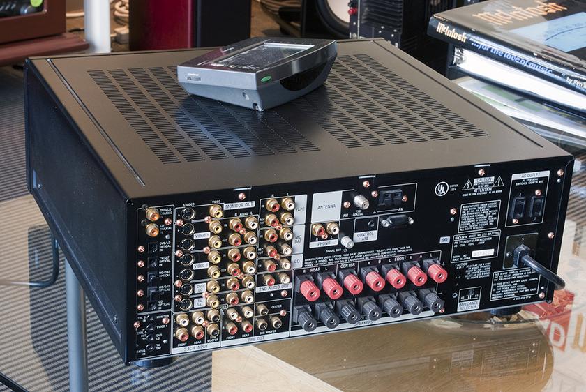 Sony STR DA777es A/V Receiver; 120w x 7
