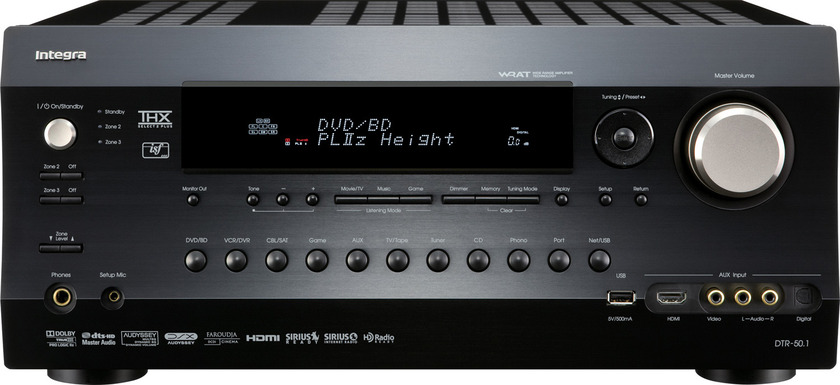 Integra DTR-50.1 Network Audio Receiver