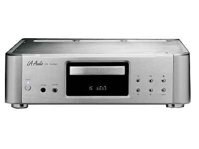 LA AUDIO PRO-2 TUBE/SOLID STATE CD PLAYER ( GREAT REVIEWED BY POSITIVE FEEDBACK) SPECIAL PRICE.