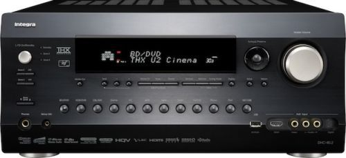 Onkyo Integra DHC 80.2 THX 9.2 Channel Network Audio/Video Processor Controller PreAmp