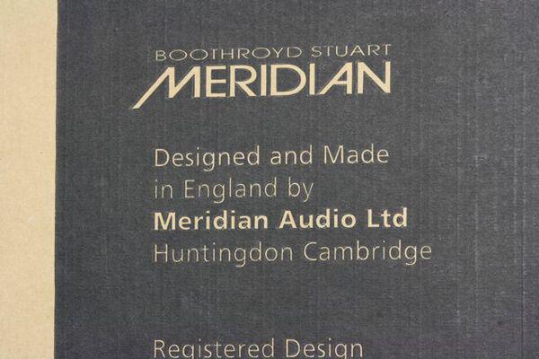 Meridian G98DH dvd/cd/dvd-a player