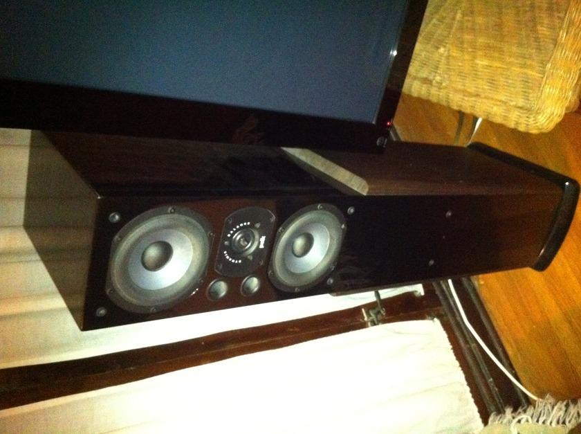 Polk Audio LSi 15 Floorstanders - Ebony