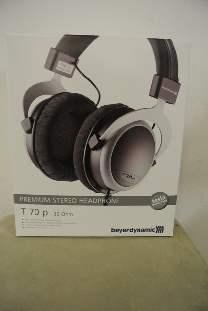 Beyerdynamic T70P 32ohm Over-Ear Headphones BNIB / Sealed / Original Receipt
