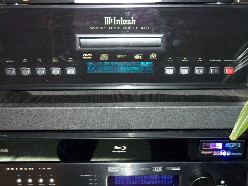 Mcintosh  MVP 861 Universal Disk Player
