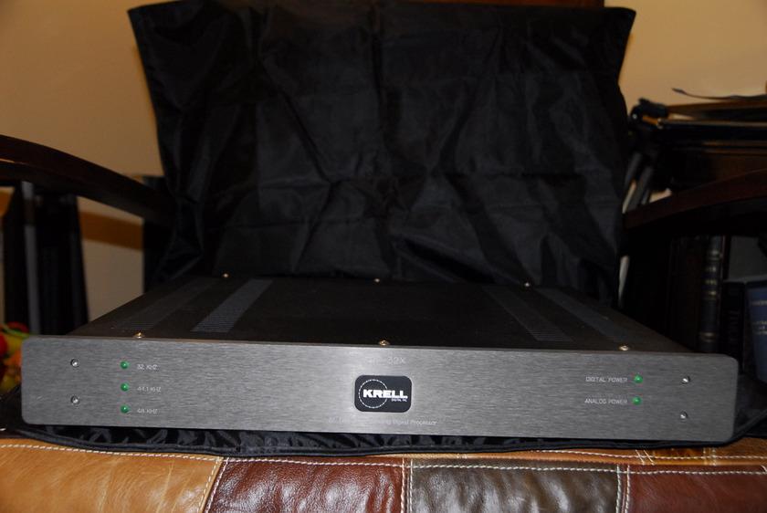 Krell SPB-32X Digital analog Converter