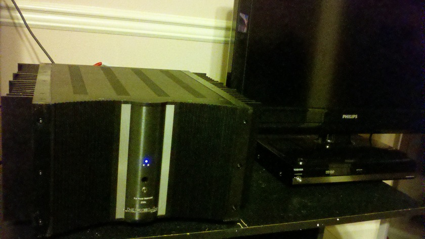 Krell FPB 200c For Sale or Trade