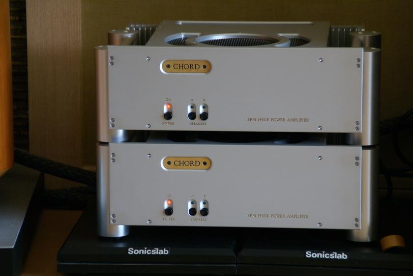 Chord SPM 1400E European Current 230V