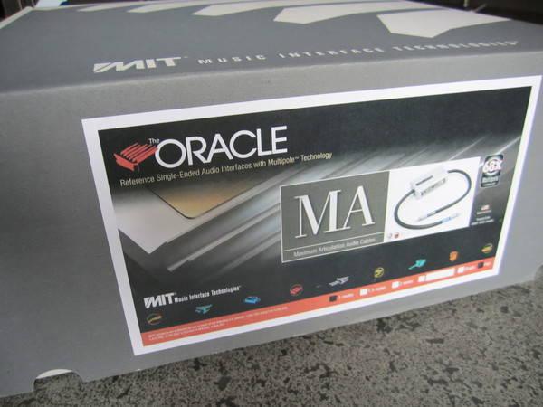 MIT Oracle MA 1M RCA NIB save 55%!