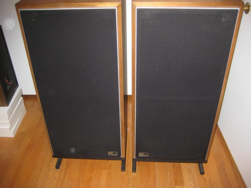 IMF TLS 80 Mark II Beautiful Pair of Classic TL Speakers