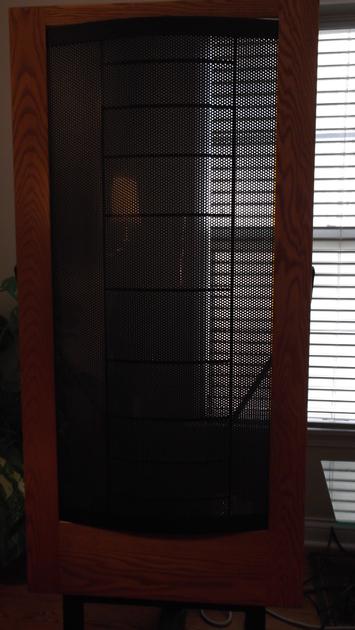 Martin Logan CLS IIz Full range electrostatic speakers upgraded