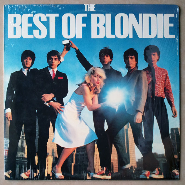 Blondie - - The Best of Blondie