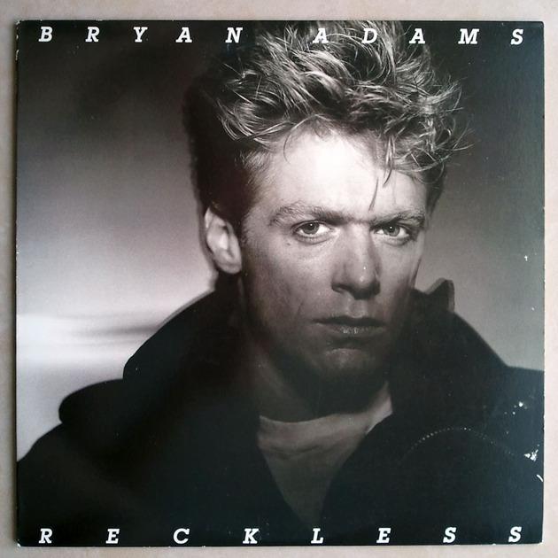 Bryan Adams - - Reckless / NM