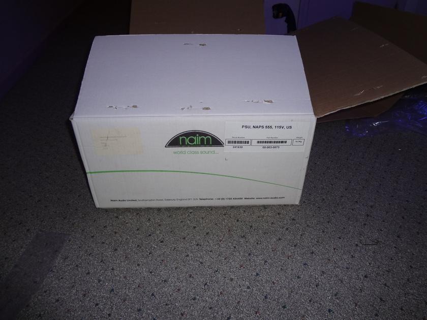 Naim CD555/PS555