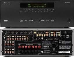 ARCAM AVR400 priced to move