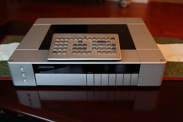 Meridian GO6 24 Bit CD Player