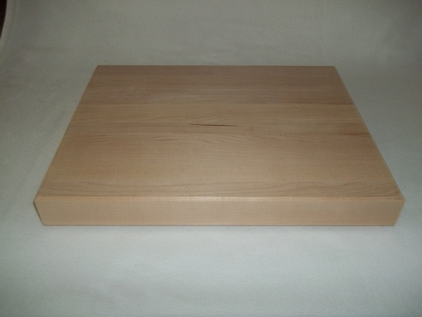 "fox audio maple amplifier/equipment platforms High quality made affordable 19' x 15"" x 2"" Brand New!"