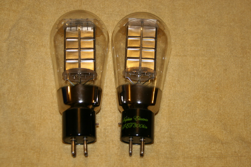 Sophia Electric 300b pair of tubes