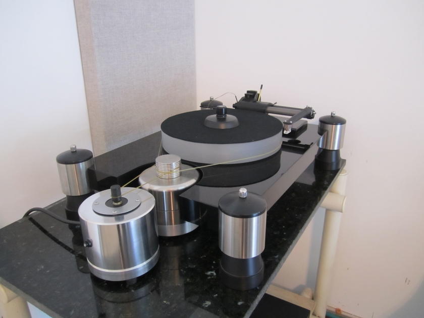 VPI, VPI TNT MarkIV  ET2 Tonearm Air Bearing Late Version