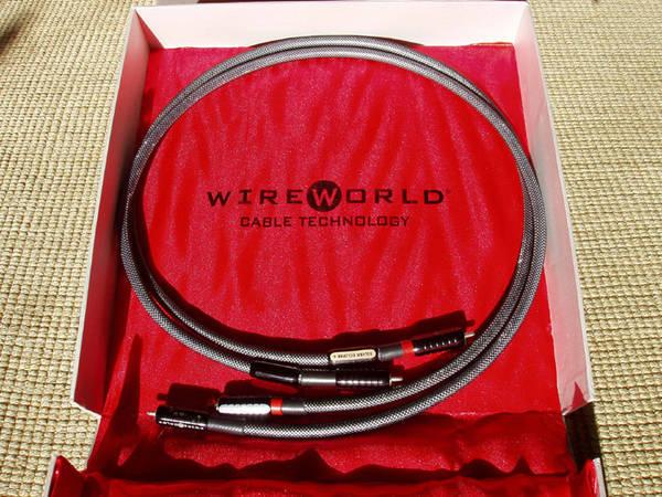 Wireworld Silver Eclipse 6 RCA  1.0M