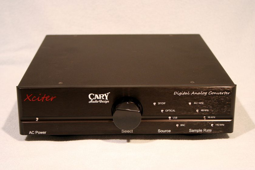 Cary Audio Xciter DAC like new