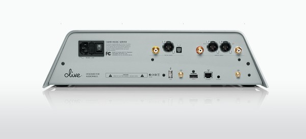 Olive 06HD simple music server solution