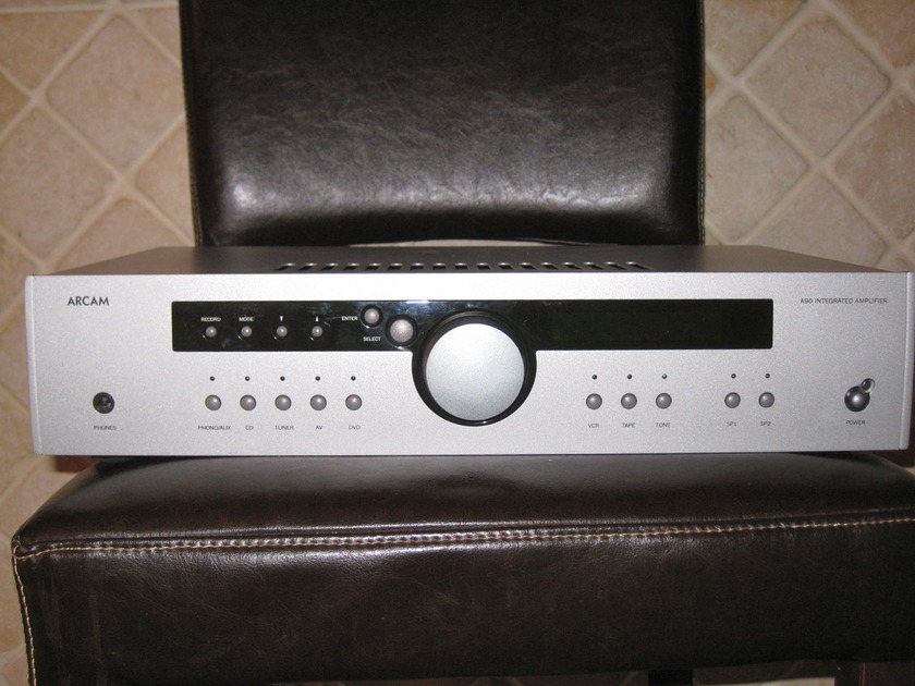 Arcam A90 Integrated Amp W/ Phono