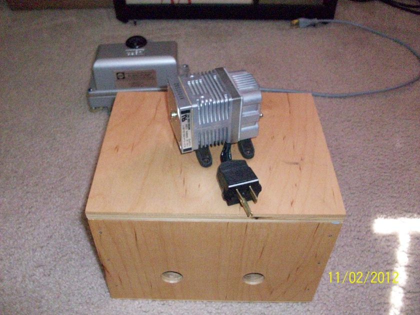 WISA Audio Pump (the original)