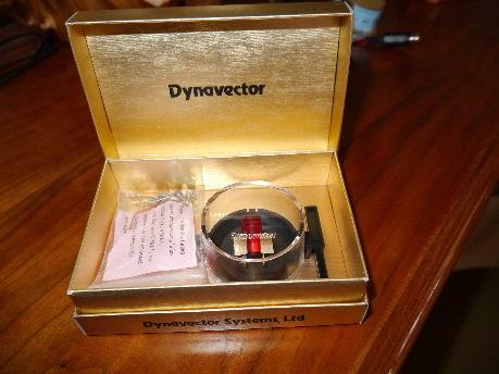 Dynavector Cartridge  Karat 17D2